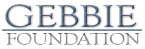Gebbie Foundation logo