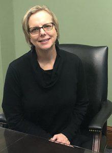 Kathy Burch, Gebbie Foundation Financial Officer