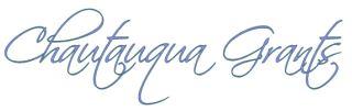 Chautauqua Grants logo