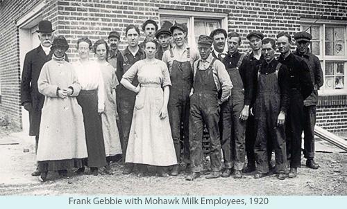 Frank & Louisa Gebbie Story 4